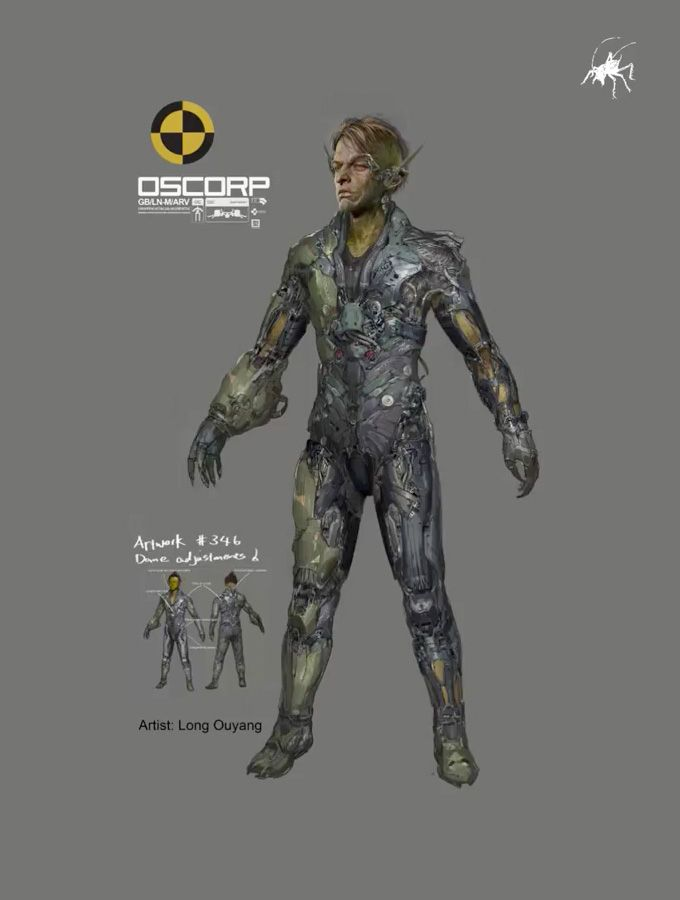 Weta_Workshop_Amazing_Spider-Man_2_Concept_Art_02   MOVIES ...