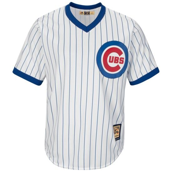 los angeles 9ee1d d9e62 Chicago Cubs 1968-69 Cool Base Replica Home Cooperstown ...
