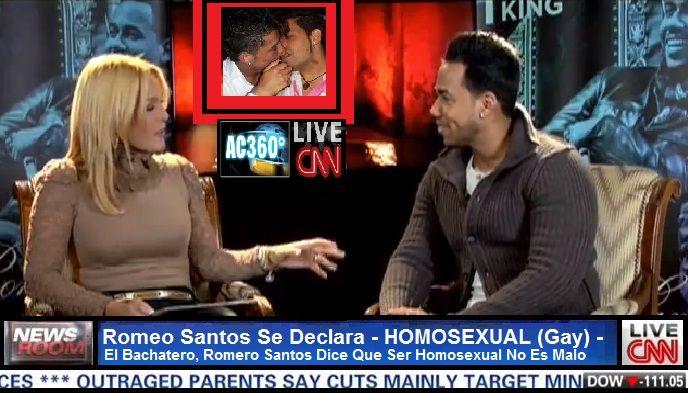Is romeo gay
