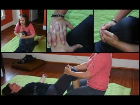 Integrative Therapeutic Stretching Also Known As Assisted Yoga Therapy Youtube With Images Thai Massage Integrative Yoga Therapy