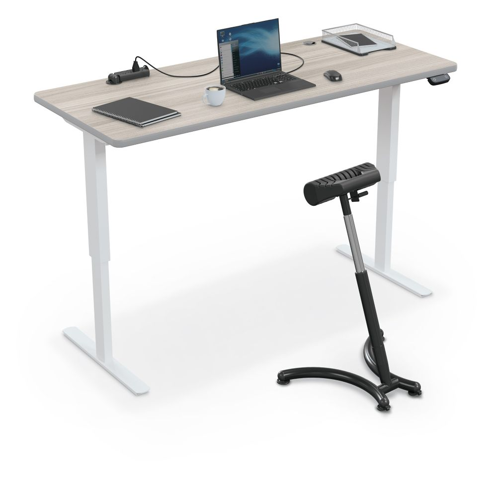Electric Height Adjustable Desk 72 W X 30 D Adjustable Height
