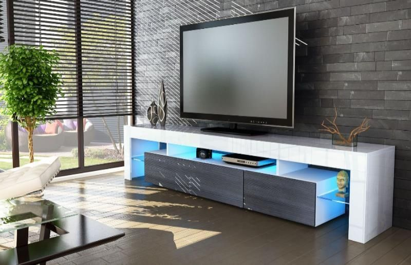 Tv Stand Mancave Tv Stand Unit Modern Tv Stand Tv Unit
