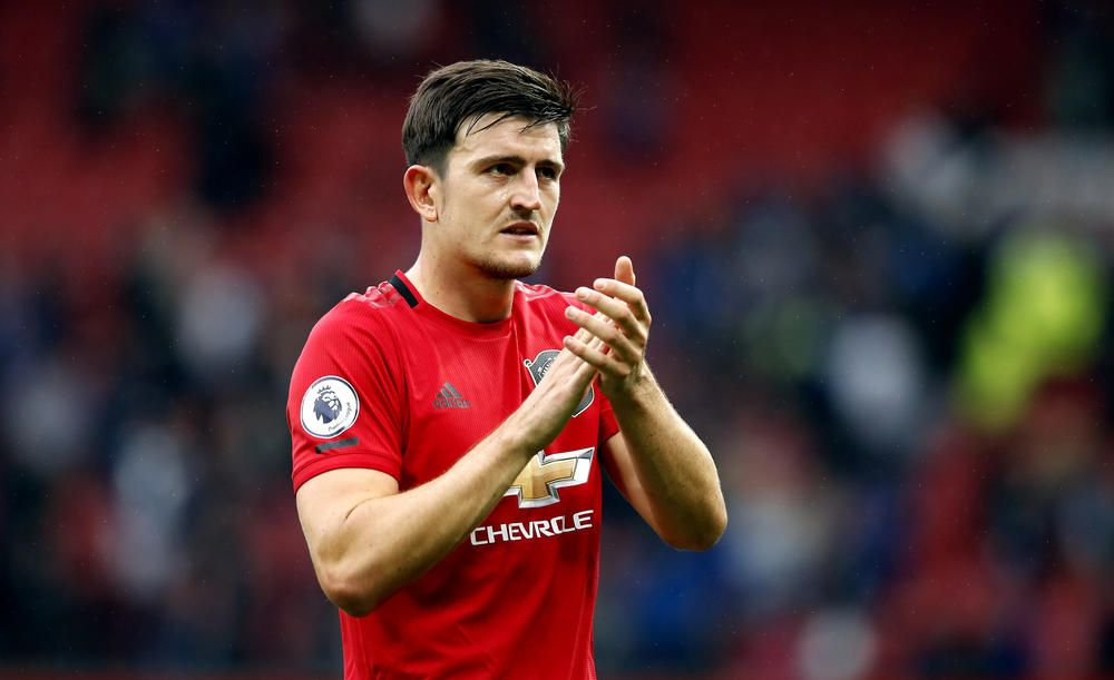 Worlds Most Expensive Defender Harry Maguire Makes