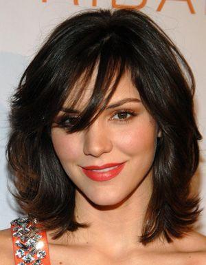 Exemple coupe cheveux long femme
