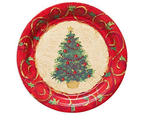 American greetings 5391827 christmas tree 7 round plate 8count party american greetings 5391827 christmas tree 7 round plate 8count party supplies multicolored read more m4hsunfo