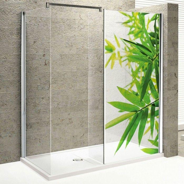 Stickers Pour Vitres Pour Decorer Et Pour Preserver Votre Intimite Shower Doors Solar Panels Home Decor