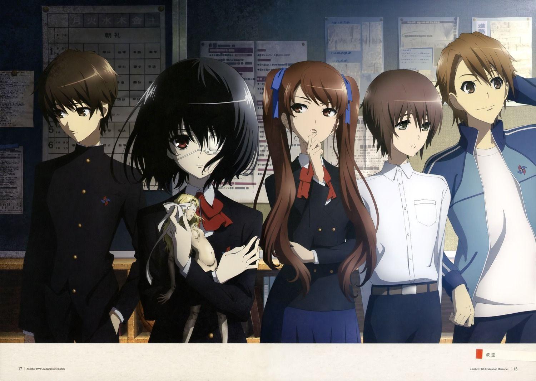 Another Anime Anime Images Manga Anime