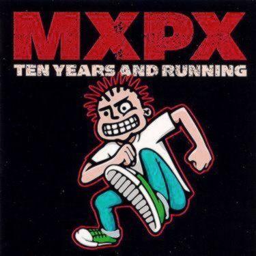 Mxpx Punk Rawk Show Lyrics Punk Music Ten Comic Book Cover