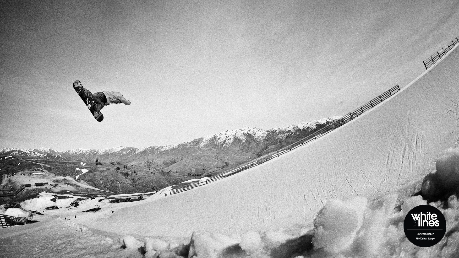 20 Sick Black And White Snowboard Shots Fotografia Walle