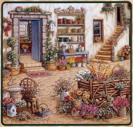 Laminas decoupage laminas para hacer cuadros preciosos - Cuadros para cuartos de bano ...