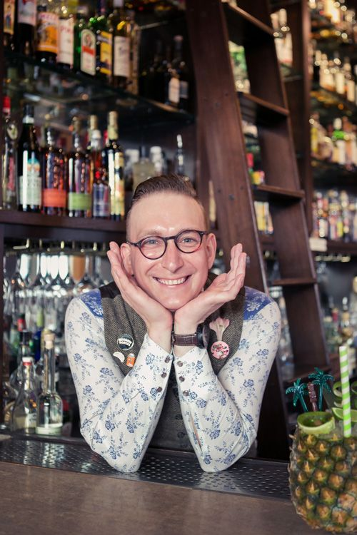 Q&A with Tender Bar + Kitchen Bartender: Elliott Sussman - April ...