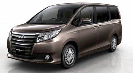 2017 Toyota Noah Toyota