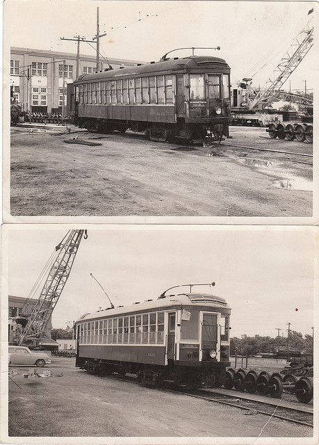 Before And After Shots Of British Columbia Electric Railway