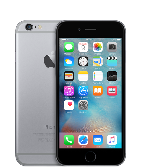 Iphone 6 16gb Space Gray Gsm At T Apple Apple Iphone 6s Apple Iphone 6s Plus Iphone