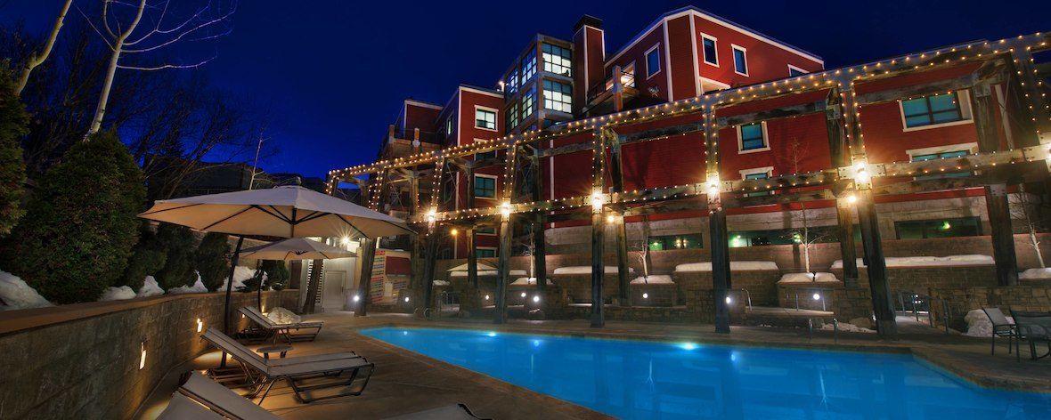 Park City Utah Luxury Ski Resort Marriott S Summit Watch With