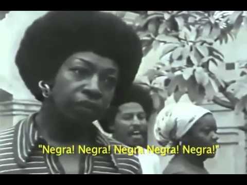 """Gritaram-me negra"" - poema musicado de Victoria Santa Cruz"