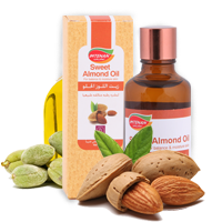 Imtenan Health Shop Sweet Almond Oil Health Shop Natural Beauty Care
