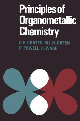 Download free Principles of Organometallic Chemistry pdf
