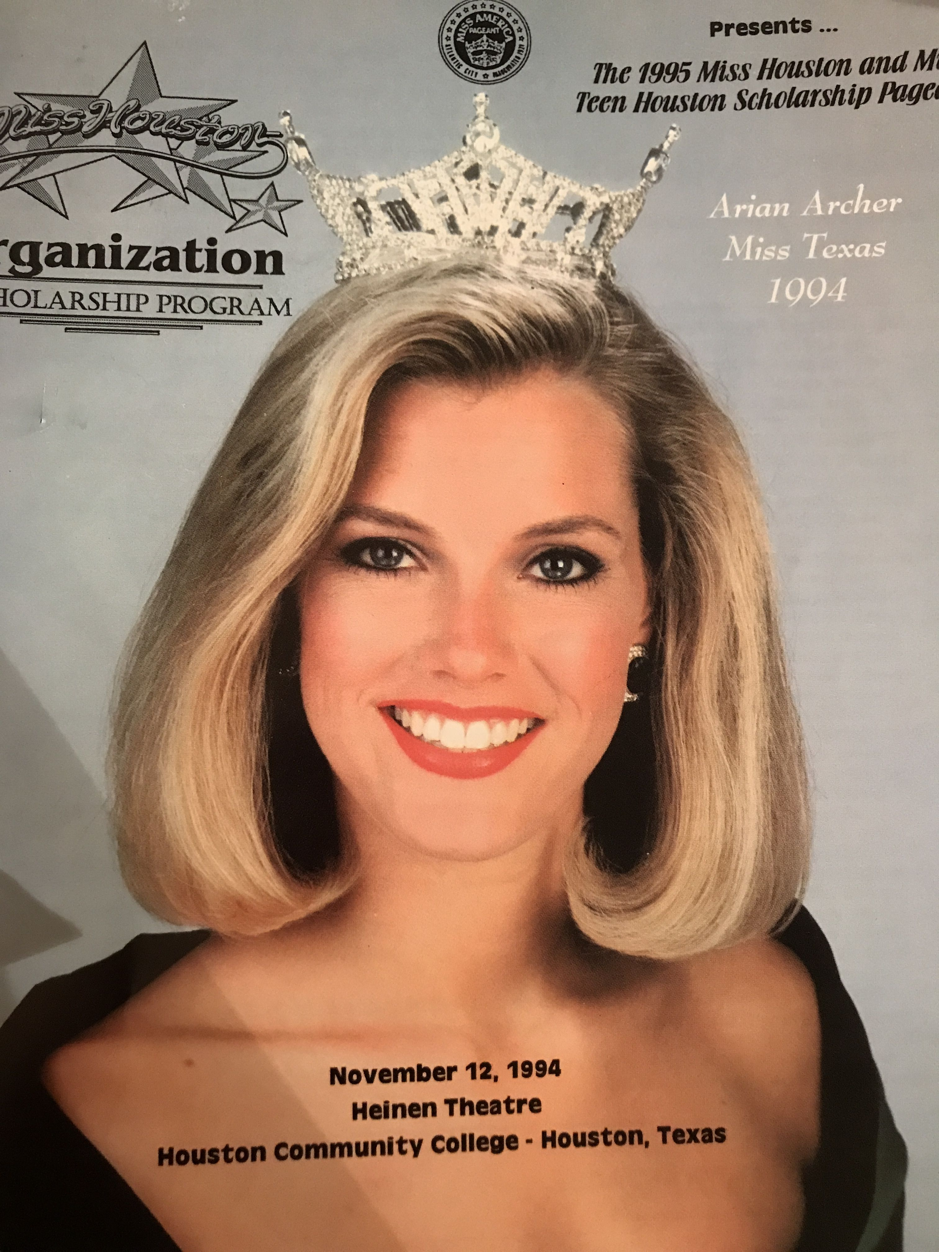 Pin by Debbie Staudt on Pageants Houston community