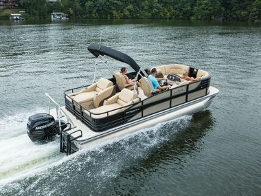 2017 boat buyers guide pontoon boats page 2 boating magazine rh pinterest com pontoon boat buyers guide 2016 pontoon boat buyers guide 2018
