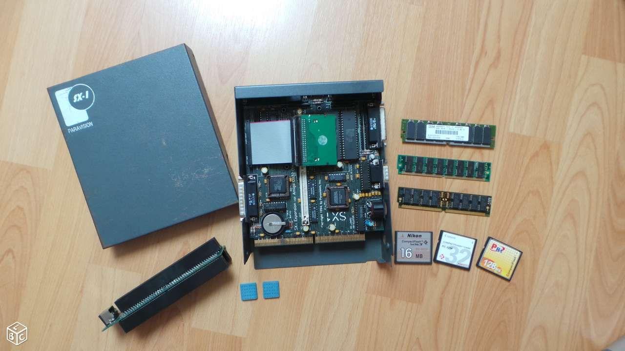 Paravision SX-1 pour Amiga CD32 + Accessoires | Amiga - Hardware