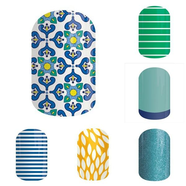 Wraps You Could Pair With Bellagio (Jamberry Sister Style