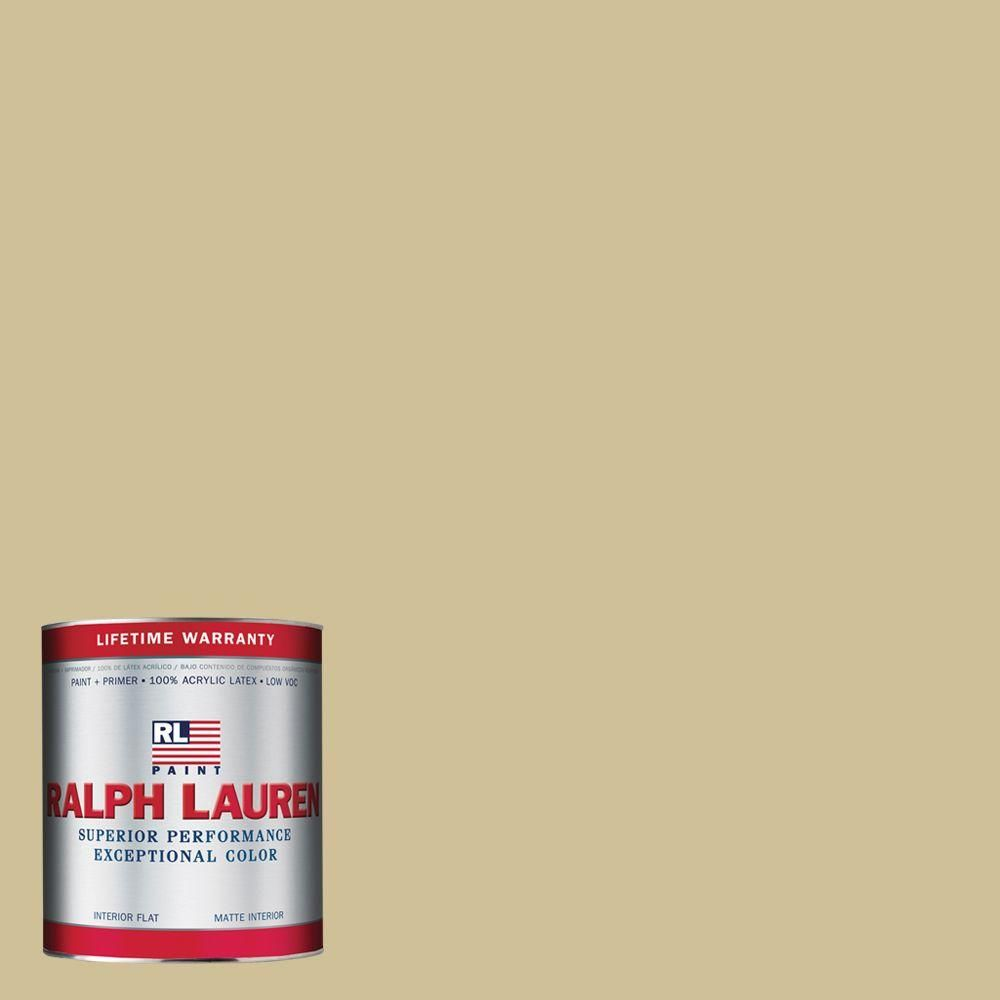 Ralph Lauren 1-qt. Country House Flat Interior Paint