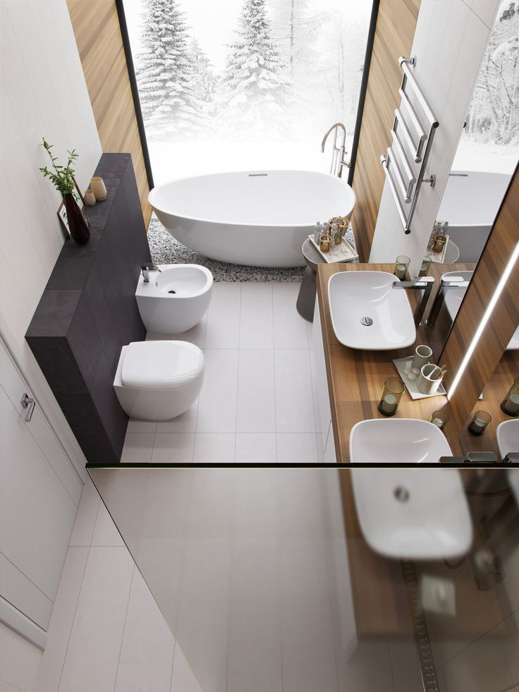 Best Free Warm Master Bathroom Tips (With Images