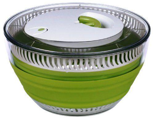 Prepworks by Progressive Collapsible Salad Spinner 4 Quart