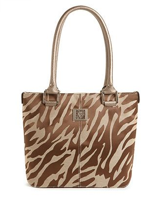 5d21763be9a AK Anne Klein Handbag, Perfect Tote Small Shopper - Sale & Clearance ...