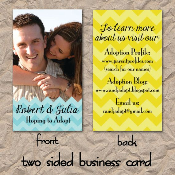 Business cards pass along cards double sided chevron digital business cards pass along cards double sided chevron digital printable colourmoves