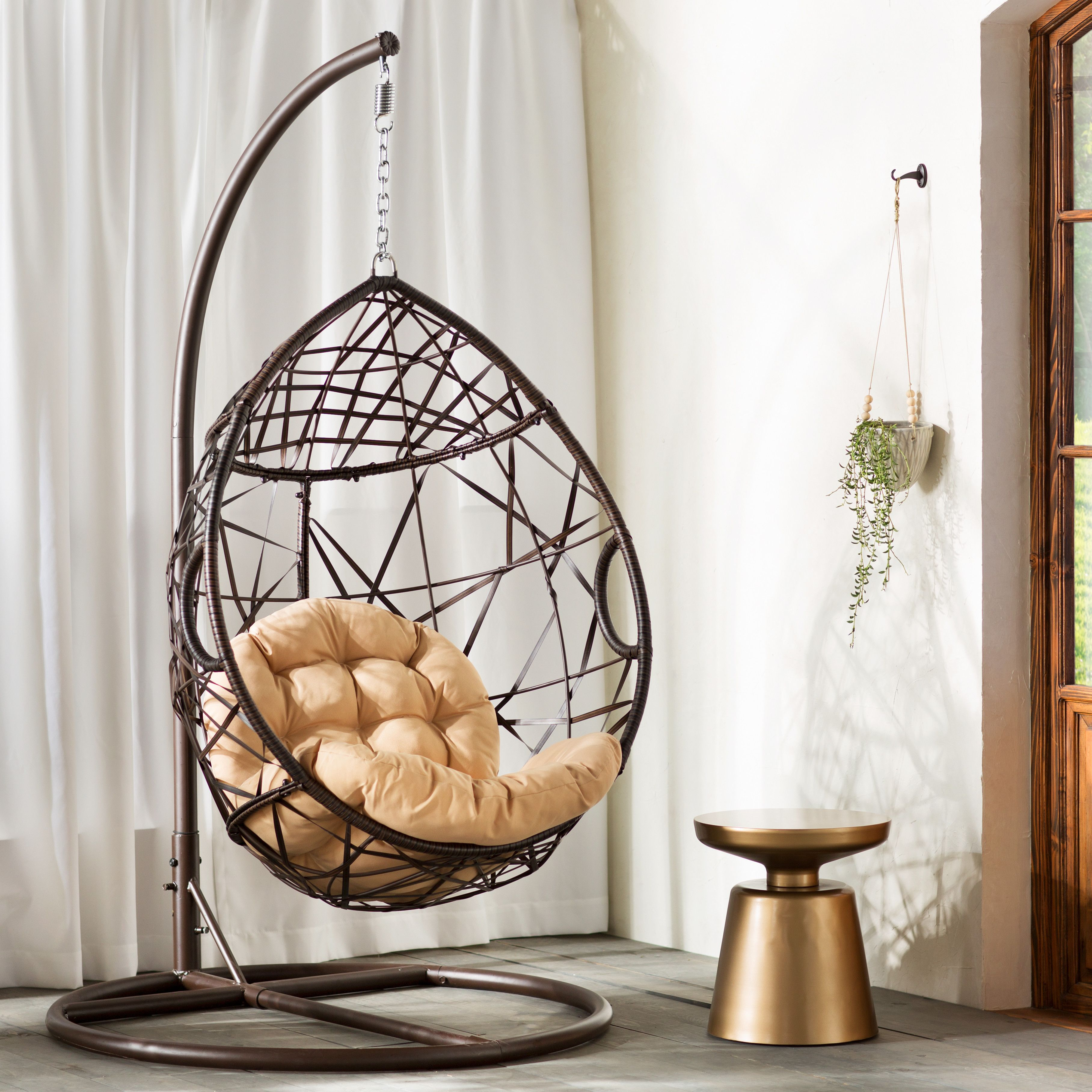 and of design swinging lovely patio beautiful mid outdoor house chair modern free century ideas furniture