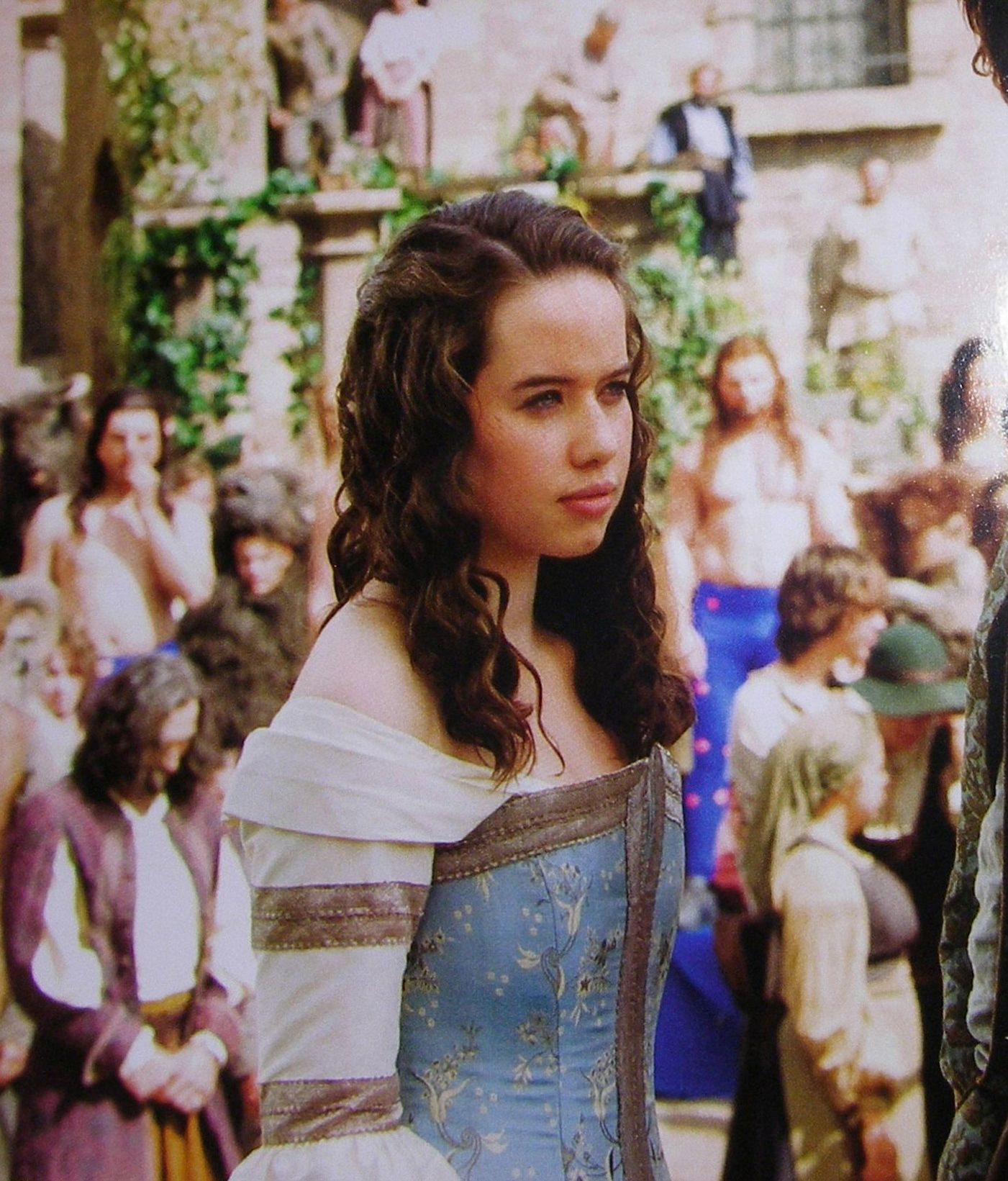 Susan Pevensey - the most controversial character in the novel The Chronicles of Narnia 60