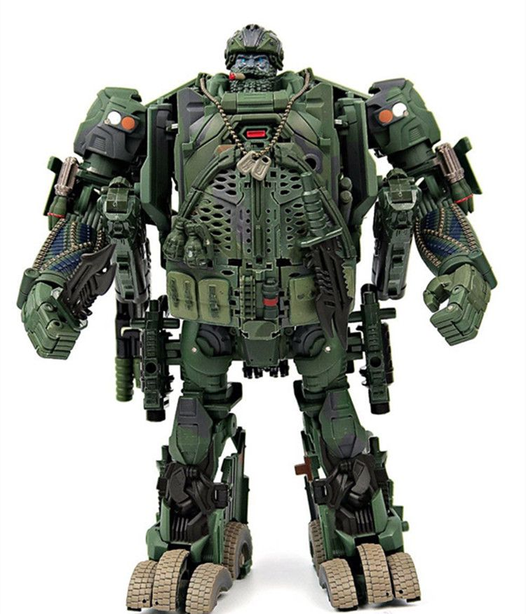 Transformers detective M-02 transformers 4 alloy revised toy