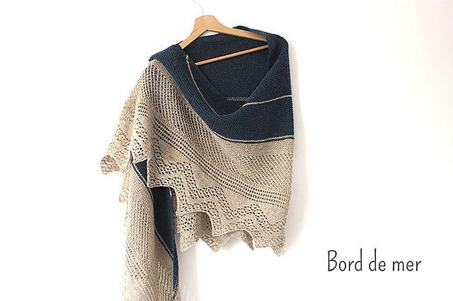 Bord de mer pattern by collete audrey   Chal