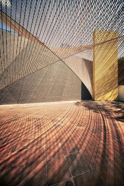 ECO Museum Pavilion, by MMX Studio, Mexico City,