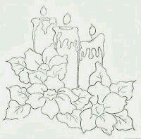 Pin De Saraswathy Em Drawing Paginas Para Colorir Natal Riscos