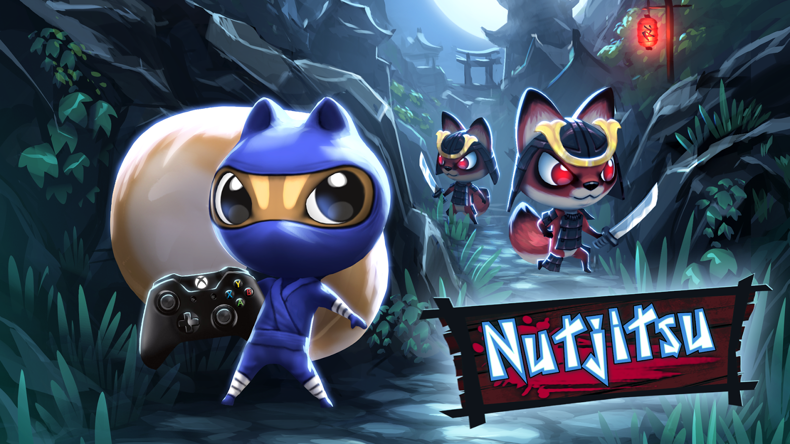 Nutjitsu xboxone http downloadtorrentsgames com xbox one