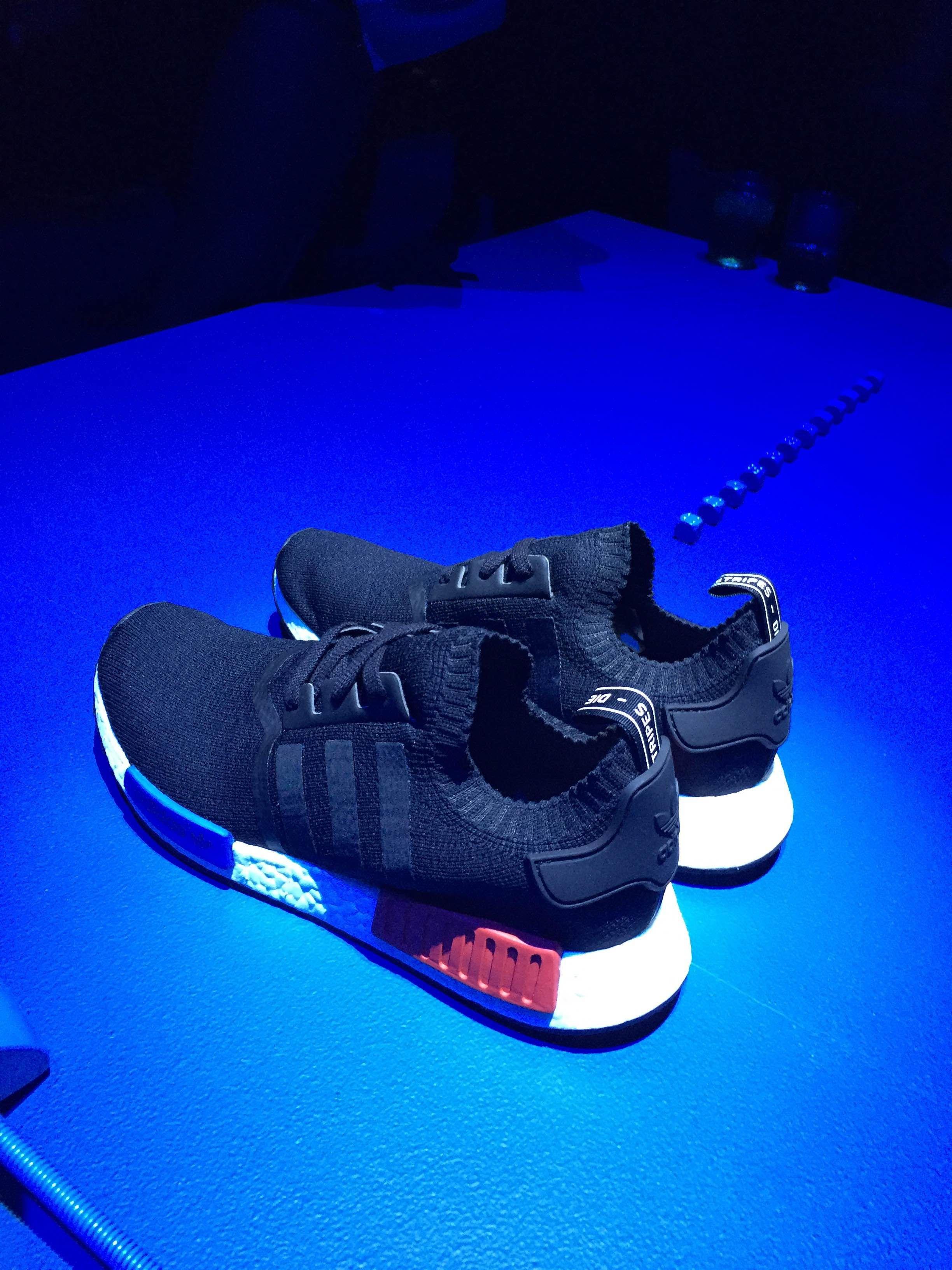 una prima occhiata al nuovo adidas nmd silhouette adidas nmd
