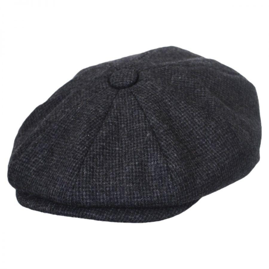 Union Wool Blend Newsboy Cap  6d582dde90a