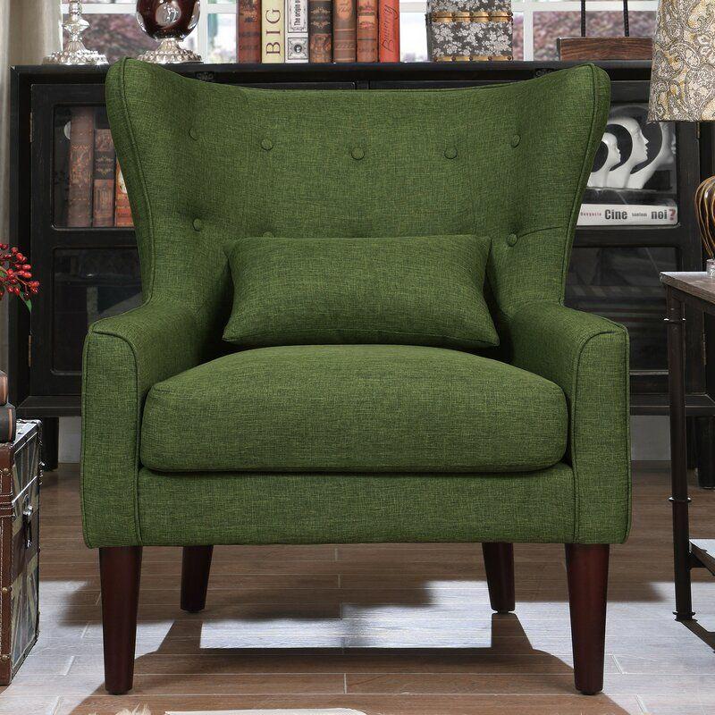 Millett Wingback Chair Reviews Joss Main In 2020 Wingback Chair Wayfair Living Room Chairs Furniture #wingback #living #room #chairs