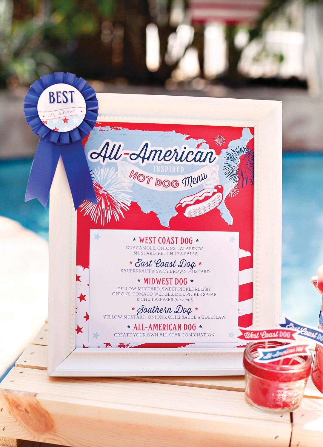 American Themed Dinner Party Ideas Part - 41: Pinterest