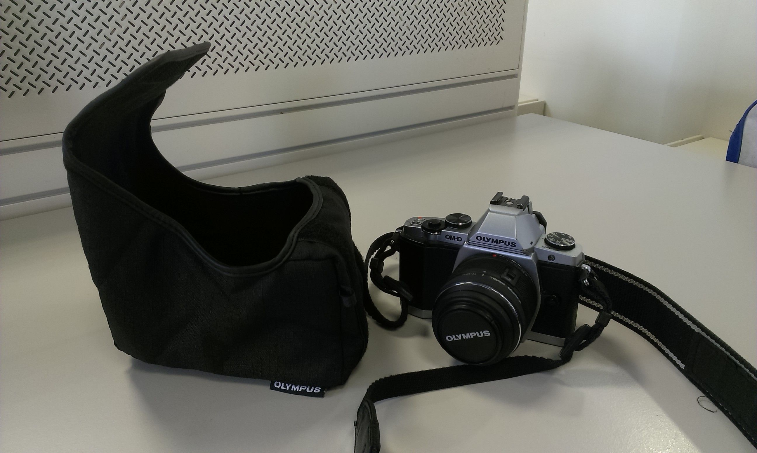 om d wrapping case