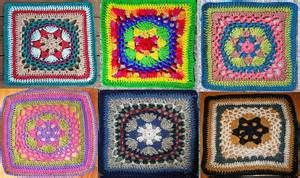 12-Inch Afghan Squares - Bing images