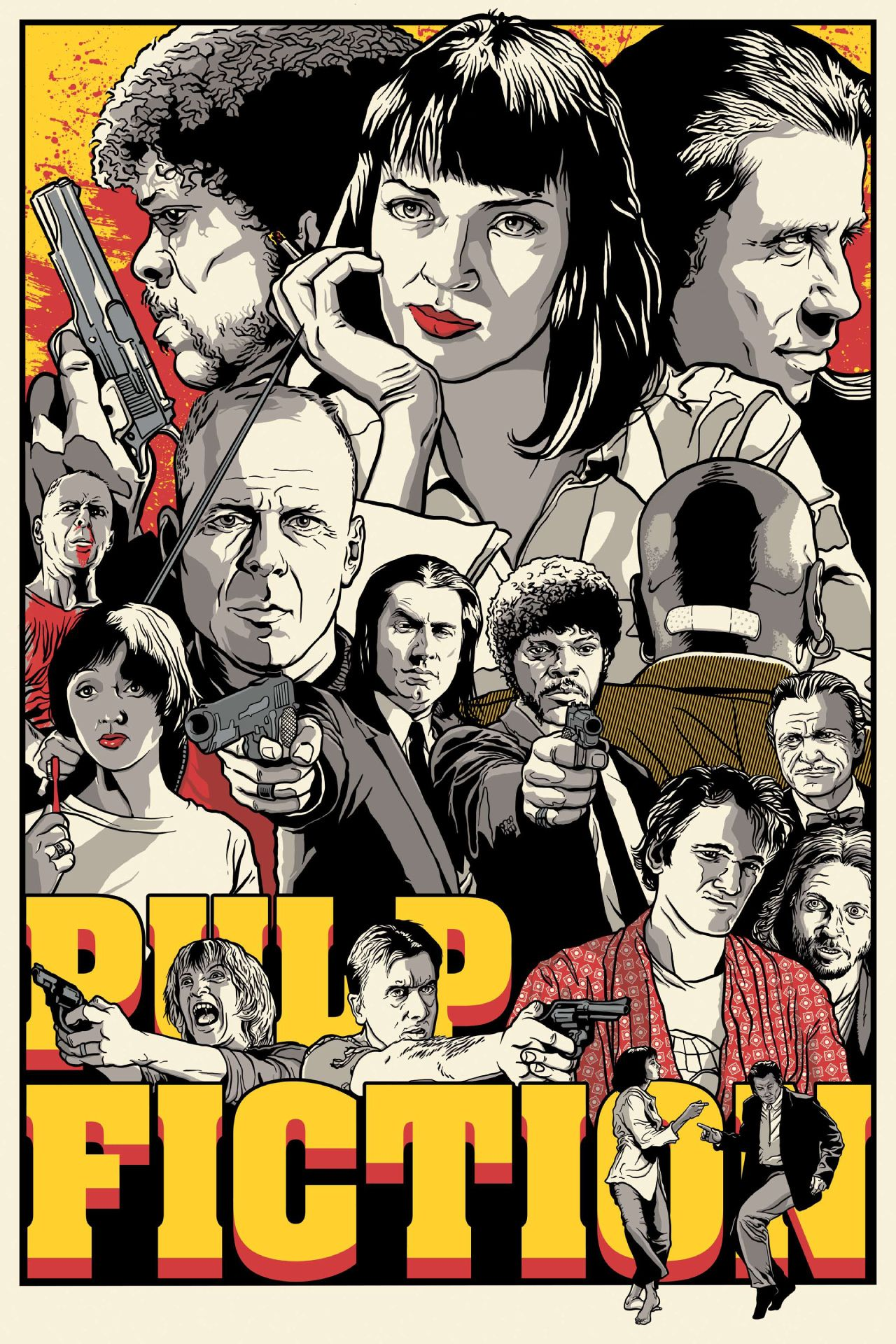 Best 25 pulp fiction cast ideas on pinterest pulp fiction actors watch pulp fiction and pulp fiction book