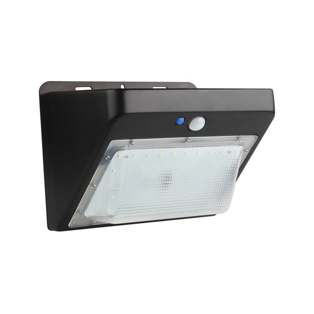 Install Led Solar Outdoor Wall Lights For Maximum Energy Savings Purchase Now Wall Packs Solar Led Outdoor Wall Lights