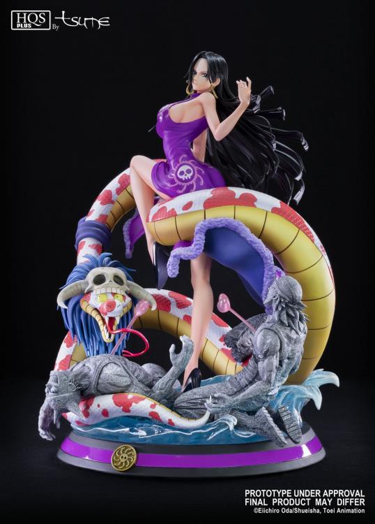 One Piece Hqs Plus Boa Hancock Limited Edition Statue