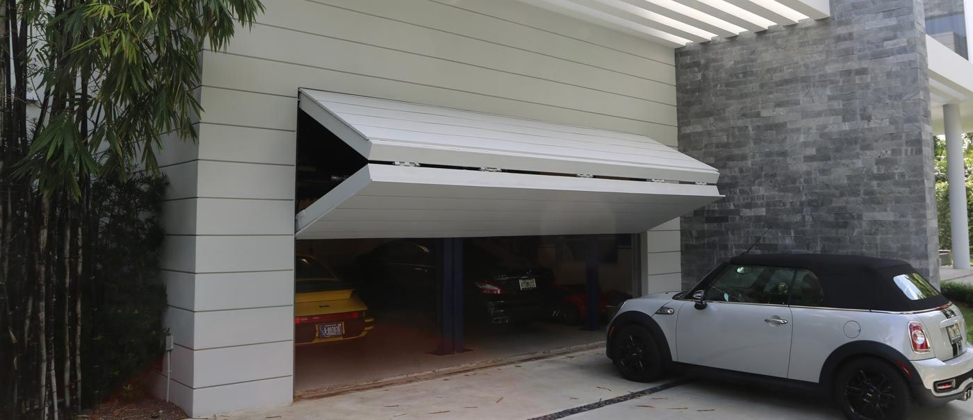 Horizontal Bi Fold Garage Doors With Regard To Home Http