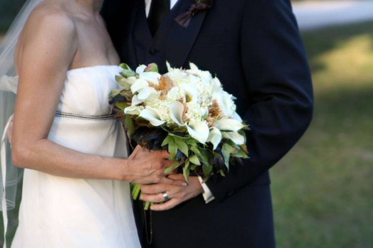 Pennington Wedding | Southern Graces & Company | Lowcountry Bride | Wedding Flowers | Wedding Bouquets
