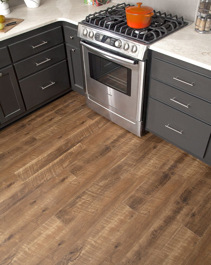 Uniclic Vinyl Plank Flooring Home Amp Garden